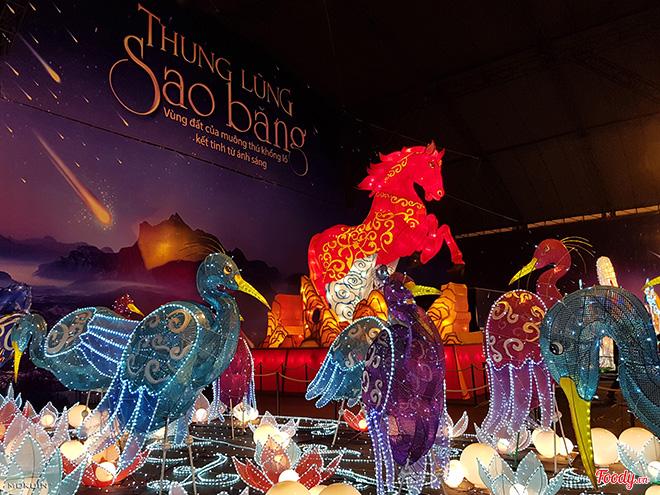 """(HCM) Những địa điểm chộp hình """"ĐẸP LỒNG LỘNG"""" mùa Trung Thu tại Sài Gòn"""