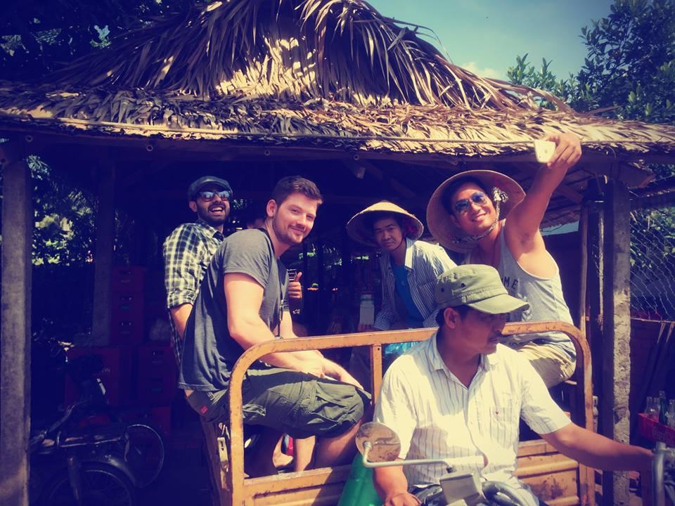 Trải nghiệm thú vui câu cá tại Khu du lịch sinh thái Vàm Đồn – Bến Tre