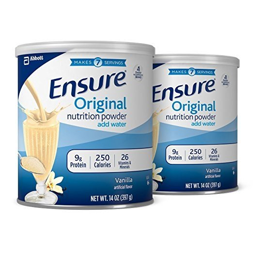 Sữa Ensure Original Powder 397g Của Mỹ