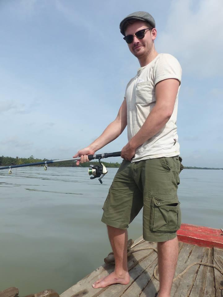 11253741 843824785694116 153758272274554328 n Trải nghiệm thú vui câu cá tại Khu du lịch sinh thái Vàm Đồn - Bến Tre