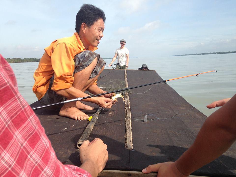 1779955 843822485694346 5877630680423883567 n Trải nghiệm thú vui câu cá tại Khu du lịch sinh thái Vàm Đồn - Bến Tre