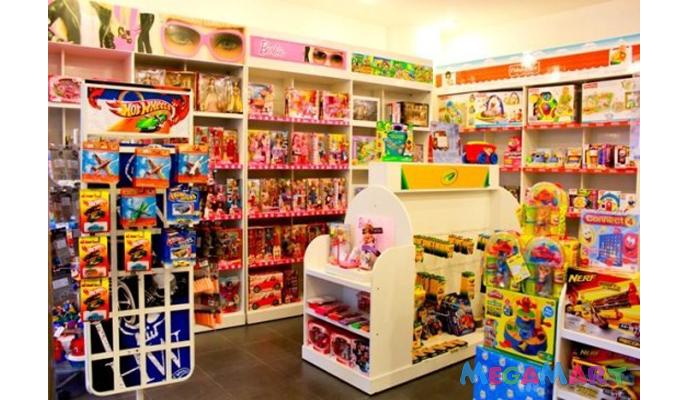 Giá bán đồ chơi tại các siêu thị đồ chơi trẻ em thường khá cao