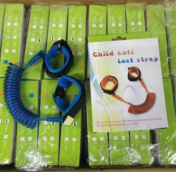 31064424 1515087105285871 3063090312374124544 n Dây dắt bé chống lạc lõi dây thép không gỉ có khóa chốt - Vòng dây giữ trẻ an toàn chất lượng cao