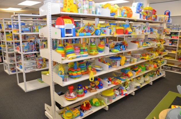 Cửa hàng cho thuê đồ chơi trẻ em TPHCM