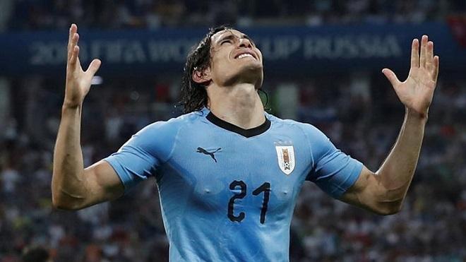 cavani660 Những gã thợ săn - Những anh hùng thầm lặng Cavani & Suarez - Fifa Worldcup 2018