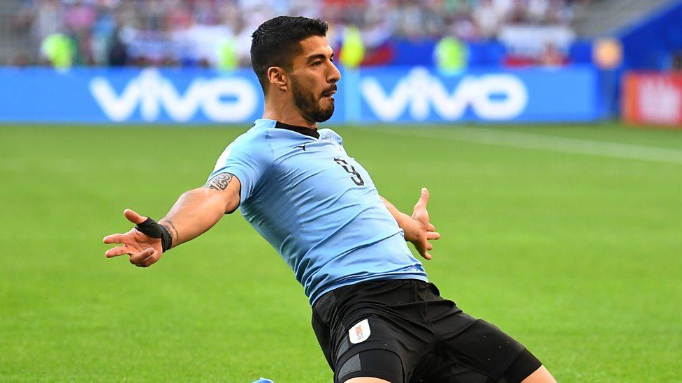 Những gã thợ săn - Những anh hùng thầm lặng Cavani & Suarez - Fifa Worldcup 2018