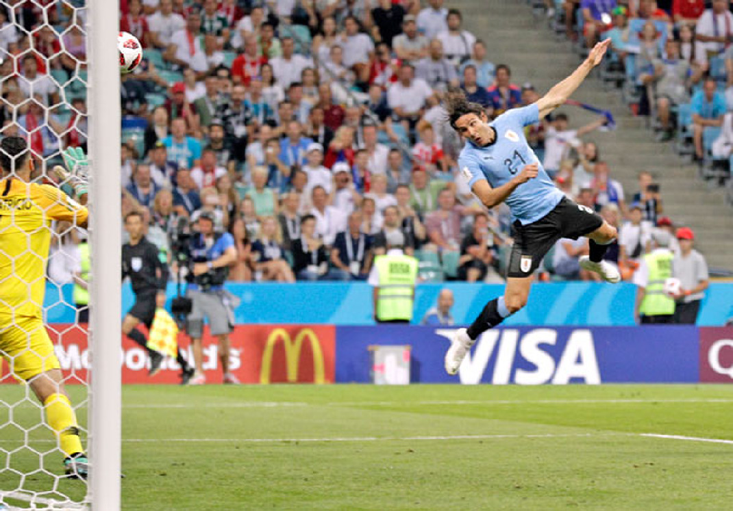 uraguay16forweb6278789141 t1070 hed7251c337f69ccb2d904aba9e46902af9062e6a Những gã thợ săn - Những anh hùng thầm lặng Cavani & Suarez - Fifa Worldcup 2018