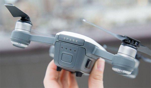 DJI Spark kết nối Flycam với smartphone qua WiFi