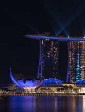 Du lịch Singapore – Marina Bay, Sentosa, Tampines – Đất nước tuyệt vời