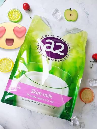 Sữa A2 tách béo Úc 1kg