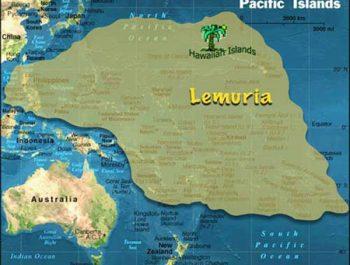 Bí ẩn 4 lục địa biến mất khỏi Trái Đất