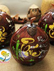 Quê tôi xứ dừa – Mang đậm nét đẹp dân gian từ phong cảnh cho đến những sản phẩm thủ công mỹ nghệ từ dừa Bến Tre