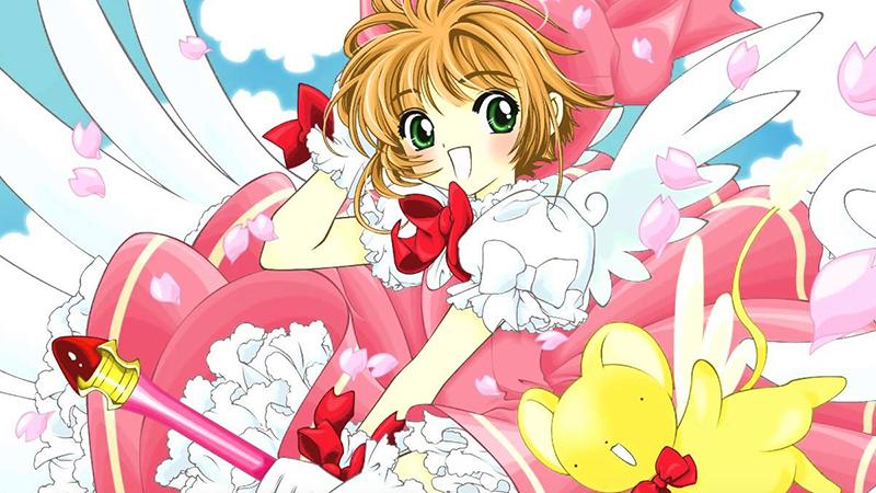 Cardcaptor Sakura 1 Những phim hoạt hình Anime gắn liền với tuổi thơ của thế hệ 8x-9x (P1)