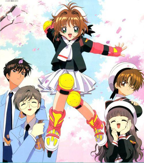 Cardcaptor Sakura 4 Những phim hoạt hình Anime gắn liền với tuổi thơ của thế hệ 8x-9x (P1)