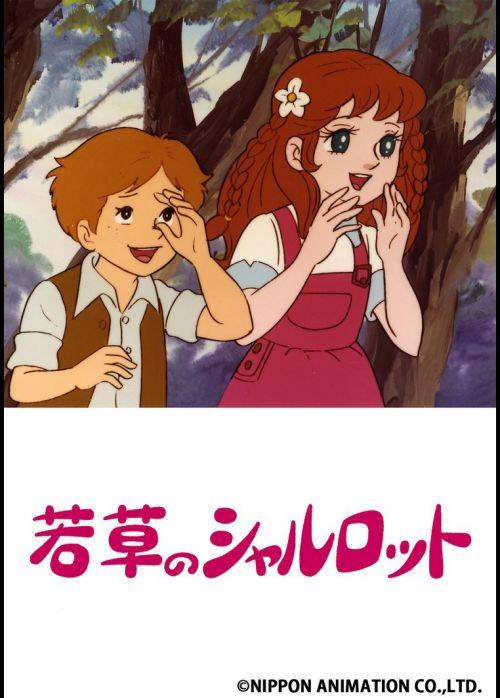 Co be Charlotte Những phim hoạt hình Anime gắn liền với tuổi thơ của thế hệ 8x-9x (P1)