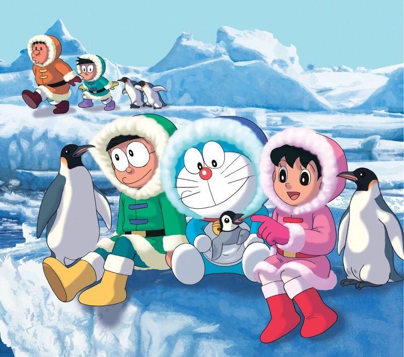 Doraemon 1 Những phim hoạt hình Anime gắn liền với tuổi thơ của thế hệ 8x-9x (P1)