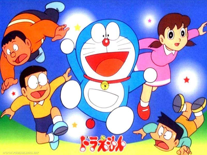 Doraemon 2 Những phim hoạt hình Anime gắn liền với tuổi thơ của thế hệ 8x-9x (P1)