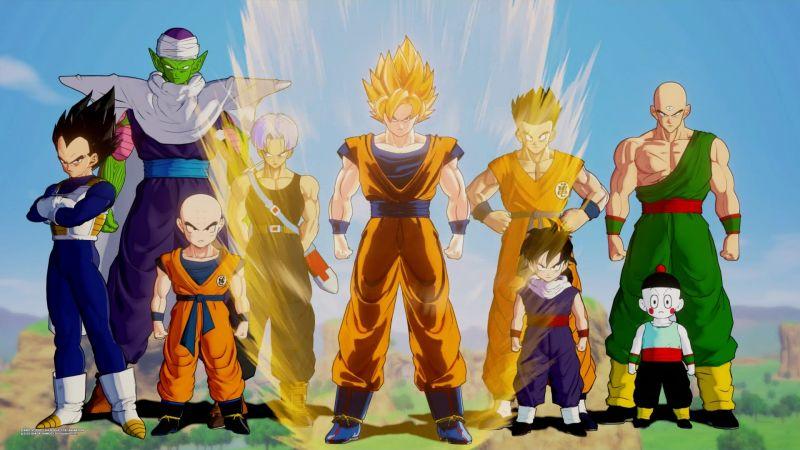 Dragon ball 1 Những phim hoạt hình Anime gắn liền với tuổi thơ của thế hệ 8x-9x (P1)