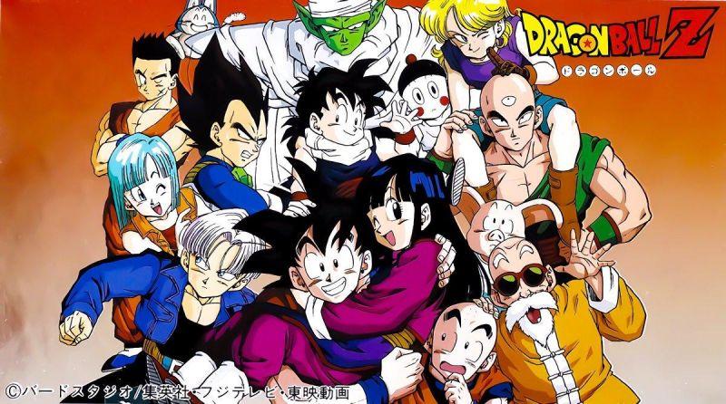 Dragon ball 2 Những phim hoạt hình Anime gắn liền với tuổi thơ của thế hệ 8x-9x (P1)