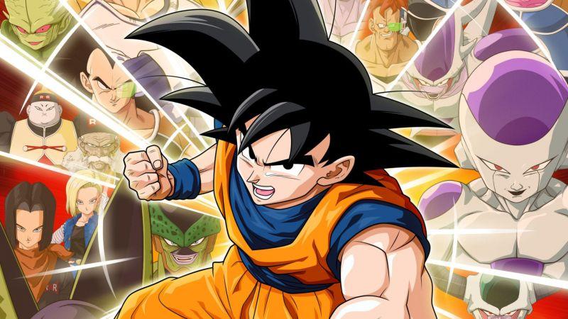 Dragon ball Những phim hoạt hình Anime gắn liền với tuổi thơ của thế hệ 8x-9x (P1)
