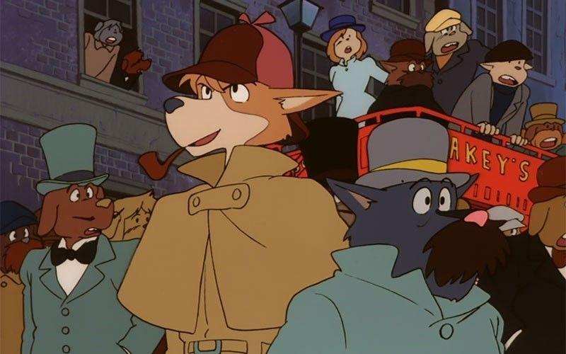 Meitantei Holmes 1 Những phim hoạt hình Anime gắn liền với tuổi thơ của thế hệ 8x-9x (P1)