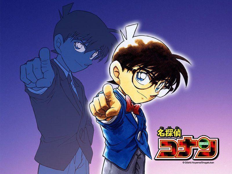 Tham tu lung danh conan 3 Những phim hoạt hình Anime gắn liền với tuổi thơ của thế hệ 8x-9x (P1)