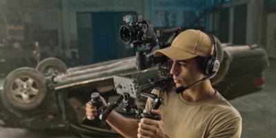 DJI chính thức ra mắt DJI Ronin 4D: Gimbal 4 trục, LiDAR Focusing, truyền hình ảnh không dây