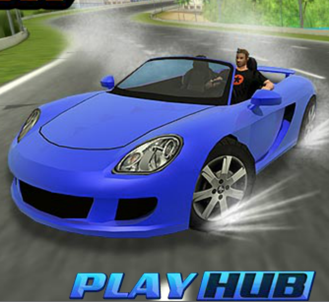 Drift Rush 3D – Mini Game Online – Game flash đua xe