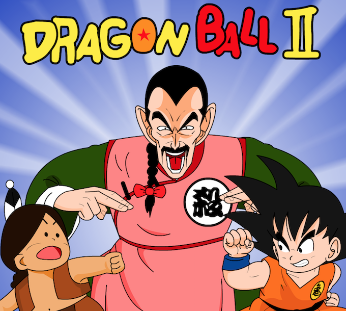 Dragon ball 2 – Game Online