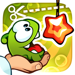 Cut the Rope Experiments – Mini Flash Game